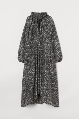 H&M Lyocell-blend kaftan dress