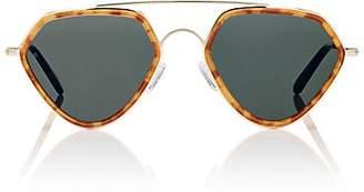 Smoke X Mirrors Women's Geo II Sunglasses