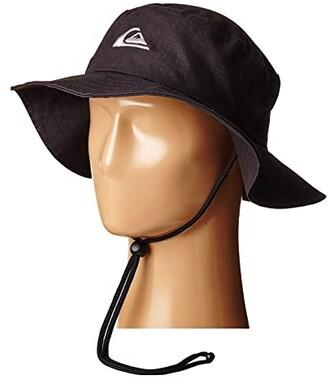 Quiksilver Bushmaster Hat (Khaki) Caps