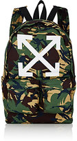 Off-White Men's Camouflage Backpack