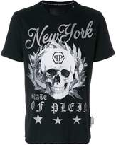 Philipp Plein Arrongant print T-shirt