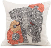 Nema Home Bali Elephant Cushion