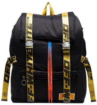Off-White Off White oversized puffy backpack