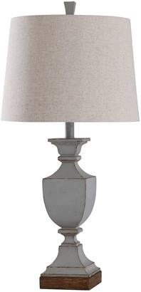Stylecraft Style Craft Oldbury Weathered Table Lamp