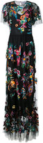 Zuhair Murad embroidered maxi dress