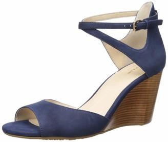 Cole Haan Women's Sadie Grand Open Toe Sandal 75MM Pump