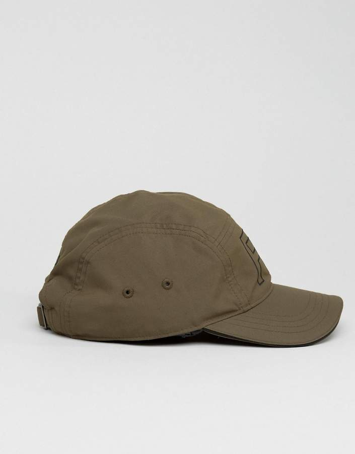 Fred Perry Fp Logo 5 Panel Cap