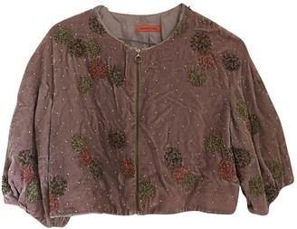 N. Manning Cartell \N Purple Jacket for Women