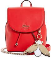 GUESS Varsity Pop Mini Pin Up Convertible Backpack