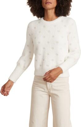 Marine Layer Arielle Fleece Sweater