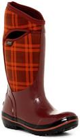 Bogs Plaid Waterproof Boot