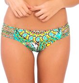 Luli Fama L48930B Braided Side Full Bottom in Multicolor