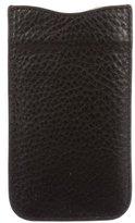Burberry Leather iPhone Sleeve