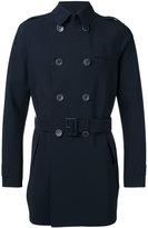 Herno trench coat - men - Polyamide/Spandex/Elastane - 48