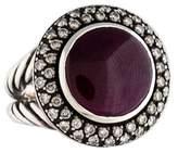 David Yurman Ruby & Diamond Ring