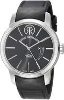Revue Thommen Men's 105.01.02 Metro Lifestyle Swiss Made Mechanical Automatic Watch
