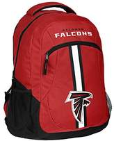 Oh! NFL Atlanta Falcons Dual Side Backpack with Laptop Compartment