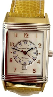 Jaeger-LeCoultre Reverso Quartz Multicolour Steel Watches
