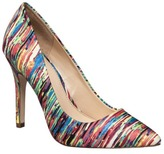 Prabal Gurung Women's for Target® Pointy-Toe Pump - Nolita Print