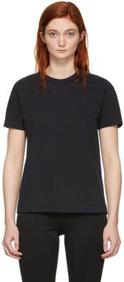 Helmut Lang Black Femme Little T-Shirt