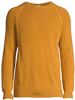 eidos Men's Raglan-Sleeve Knit Pullover