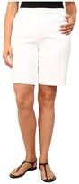 NYDJ Plus Size Bi Stretch Bermuda Short