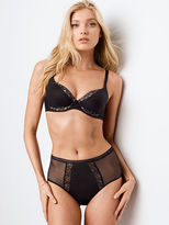 Victoria's Secret Mesh-side High-waist Cheeky Panty