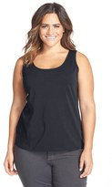 Nic+Zoe Plus Size Women's 'Perfect' Tank