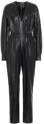ZEYNEP ARCAY Leather jumpsuit