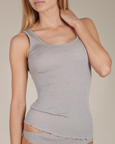 Oscalito Ribbed Cotton Tank