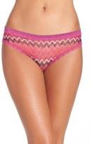 Honeydew Intimates 'Maddie' Swiss Dot Bikini