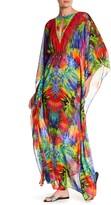 Luli Fama Mundo de Colores Maxi Dress