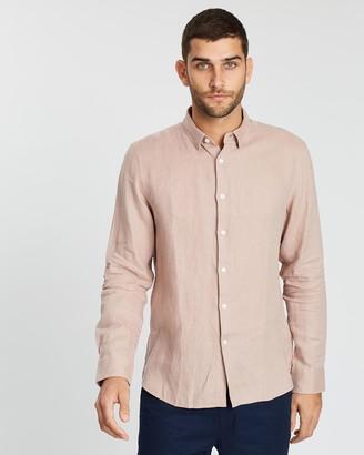 SABA Smithson Linen Shirt