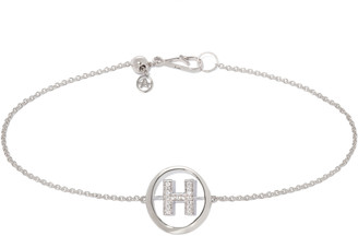 Annoushka Initial H Bracelet