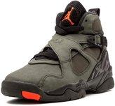 "Nike Jordan Retro 8 ""Take Flight"" Sequoia/Max Orange-Black (Big Kid)"