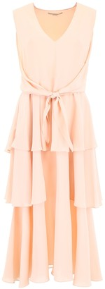 Stella McCartney Long Silk Dress
