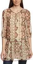 Vero Moda Women's Marrakech 3/4 Tunic 5 Short Sleeve Blouse