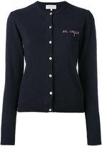 Maison Labiche - En Vogue cardigan - women - Cotton/Cashmere - S