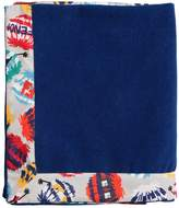 Fendi Pompom Cotton Terrycloth Beach Towel