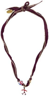 Forte Forte Tie-Fastening Necklace
