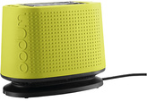 Bodum Bistro 2 Slice Toaster - Lime Green