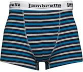 Lambretta Mens One Pack Fashion Trunks Navy