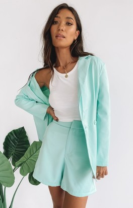 Beginning Boutique Teenage Dream Blazer Mint