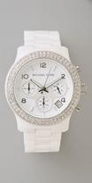 Glitzy Ceramic Watch