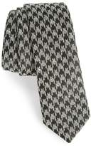 The Tie Bar Men's Houndstooth Thrill Silk Tie