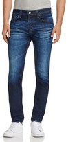 AG Jeans Graduate New Tapered Fit Jeans in 8 Years Packwood
