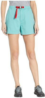 Topo Designs Mountain Shorts (Glacier) Women's Shorts