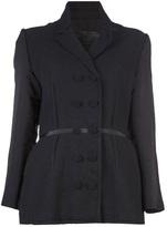 Lanvin Contrast jacket