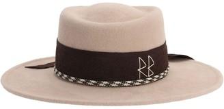 Ruslan Baginskiy Felted Wool Hat