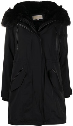 MICHAEL Michael Kors Hooded Parka Coat